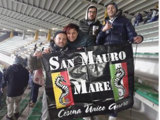 Alcool Group in Curva a Verona