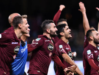 Salernitana Bari Entella serie B