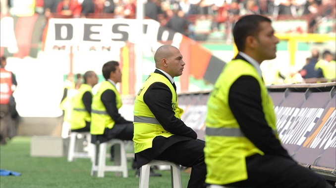 Steward - Sicurezza stadio
