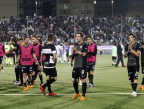 Entella-Ascoli playout SerieB