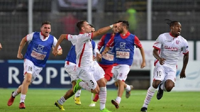 Frosinone-Carpi playoff 2017