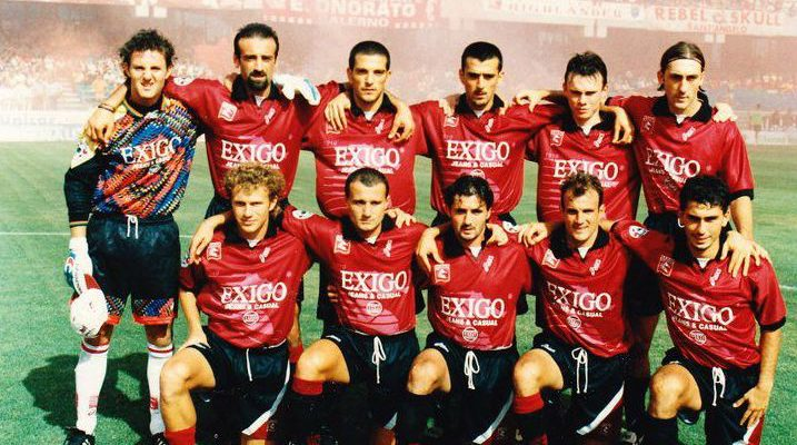 Salernitana 1997