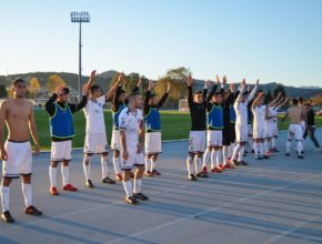 Pagellone Cesena FC girone d'andata